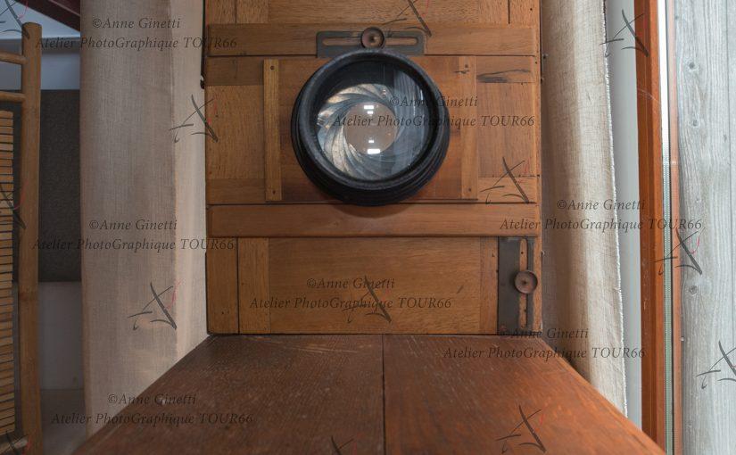 Histoire d'appareils photographiques